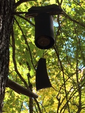 bell in trees