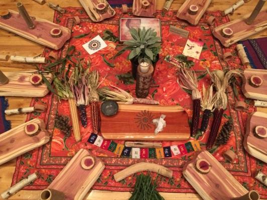magnify altar